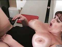 Bbw secretary fucked on her desk at work tubes