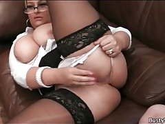 He licks and fucks his bbw boss tubes