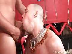 Latin party bottom sucks dick and gets fucked tubes