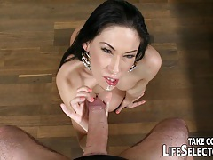 Fuck mya diamond, watch tina blade cheating & squirting tubes