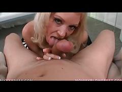 Big breasts blonde charlee chase pleasures cock tubes