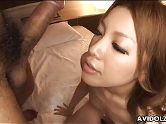 Young japanese pussy fucked by stiff dick tubes
