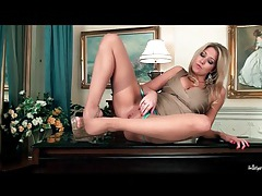 Big titty lexi lowe in sensual stockings tubes