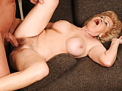 Big boobs grandma has hot sex tubes