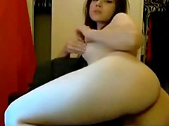 Sweet solo girl big ass tease tubes