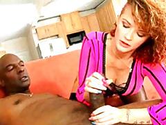 Naughty slut and a big black cock tubes