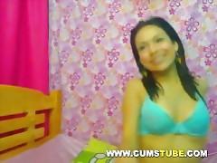 Hot Latin Teen Naked On Her Webcam tubes