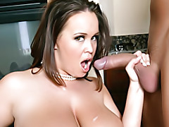 Big boob cumshot tubes