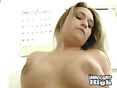 busty blonde Carmella Crush gets fucked by her professor tubes