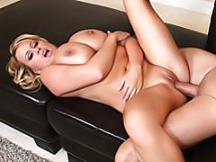 Super busty slut opened up tubes