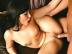 Slim girl loves big cock tubes