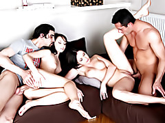 Group porn with anal sluts tubes