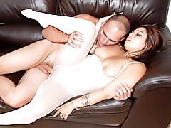Body stocking Latina fucked tubes