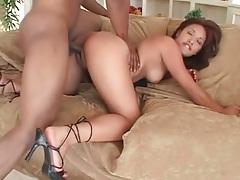 Two thick dicks fuck naughty slut hardcore tubes