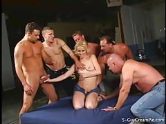 Sharon wild fondled and gangbanged lustily tubes