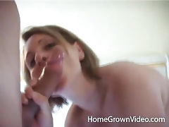 Curvy girl fuck and facial in hotel room tubes