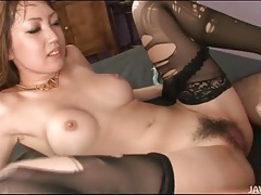 Creampie cumshot inside slutty yuki mi tube