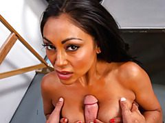 Office milf with giant tits fucked tubes