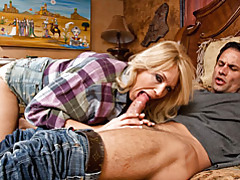 Sore shoulders milf is horny tubes