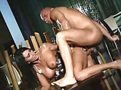Yummy slut is cock rider tubes