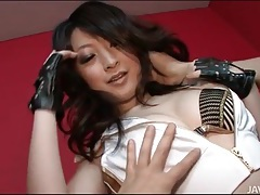 Breasts groped and hot pussy fingered tubes