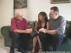 Swinger wife loves strange sex tubes