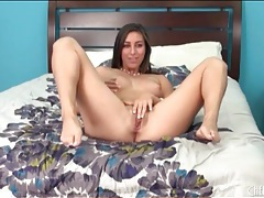 Dildo makes rilynn rae so happy tubes