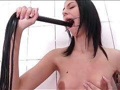 Kinky solo girl meg magic likes fetish play tubes