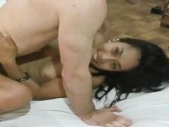 Fierce cock riding from an asian slut tubes