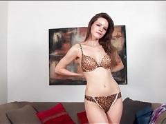 Lilian white is a true beauty in striptease video tubes