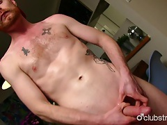 Redhead straight guy jj masturbating tubes