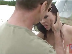 Lusty rimjob and big tits play with hot chicks tubes