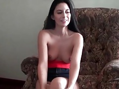 Milf nikki daniels shows her tits and hairy pussy tubes