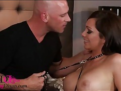 Sensual blowjob from pornstar destiny dixon tubes