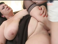 Fatty opens her legs for hardcore fucking tubes
