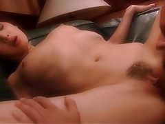 Dreamy and sweaty anal fuck with a cute asian tubes