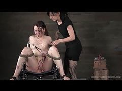 Pain is pleasure for these two bdsm sub sluts tubes