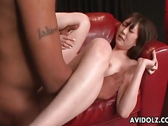 Interracial japanese sex with a hot creampie tubes