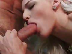 Macy cartel footjob turns him on for a blowjob tubes