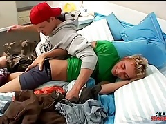 Watch twink ass turn red during a spanking tubes