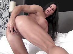 Angela salvagno - pussy playing time tubes