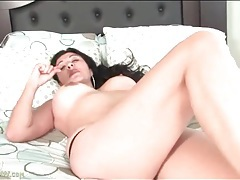 Busty milf sofia reyes looks great in dildo sex video tubes