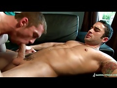 Jock gets his cock sucked by a supreme hottie tubes