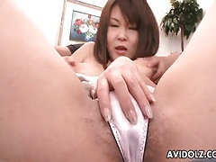 Big natural knockers on hairy pussy japanese girl tubes