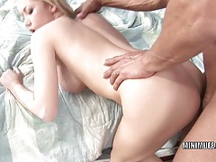 Cute college girl madison scott is taking some dick tubes