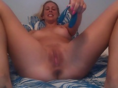 Webcam dildo sex stars beautiful blonde girl tubes