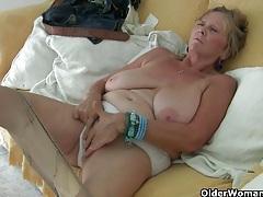 British granny isabel has big tits and a fuckable fanny tubes