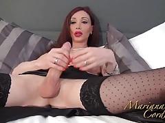 Mariana cordoba masturbation apartment magenta tubes
