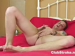 Naughty straight guy rush masturbating tubes