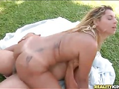 Beautiful big butt on cock riding latina hottie tubes